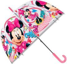 Disney Minnie Gyerek átlátszó esernyő Ø70 cm