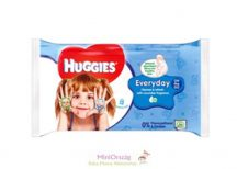 Huggies everyday 56 lapos