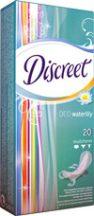Discreet tisztasági betét normál, vizililiom, deo, 20 db-os