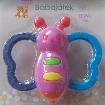 Baby Bruin Pillangós rágóka és csörgő