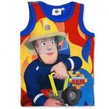 Fireman Sam, Tűzoltó Sam mintás fiú ujjatlan trikó