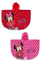 Disney Minnie esőkabát, esőköpeny (Méret: 92-116)