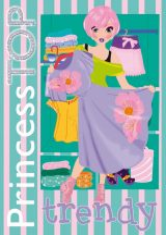 Princess TOP - Trendy kreatív foglalkoztató