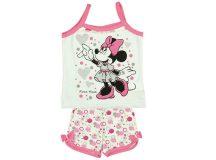 Disney Minnie 2 részes baba/gyerek nyári szett