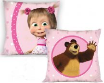 Masha and the Bear - Mása és a Medve párnahuzat