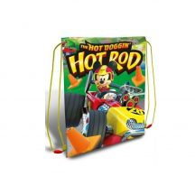 Disney Mickey Sporttáska tornazsák 40*30 cm Hot rod