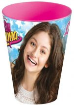 Disney Soy Luna pohár, műanyag 430 ml