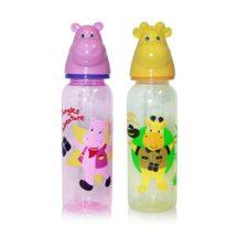 Baby Care cumisüveg, állatfejes 250 ml