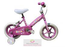 """12"""" gyerek kerékpár - lány"""