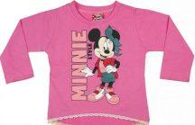 Disney Minnie baba/gyerek hosszú ujjú póló (Méret:110)