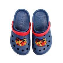 Miraculous Ladybug gyerek papucs, kék