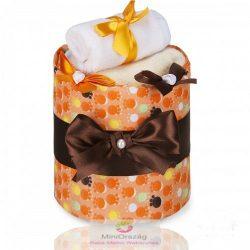 Pelenka torta kicsi, Narancs Mancsok
