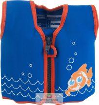 KONFIDENCE gyermek úszómellény - SCOOT THE CLOWNFISH 18 hónapostól 3 éves korig