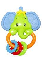 Baby Bruin Elefántos csörgő, rágókás füllel