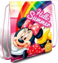 Disney Minnie Sporttáska tornazsák 40 cm Hello Summer!