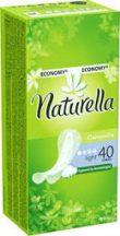 Naturella tisztasági betét, 40 db-os  Light kamilla