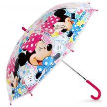 Disney Minnie Gyerek átlátszó esernyő Ø80 cm, Huncut