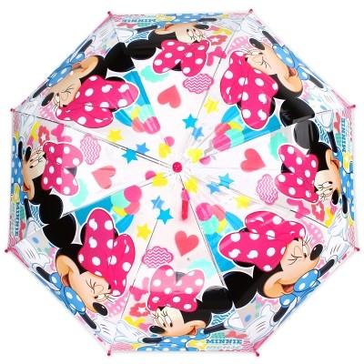 0edaf0e12e Disney Minnie Gyerek átlátszó esernyő Ø80 cm - MiniOrszág Baba-Mama ...
