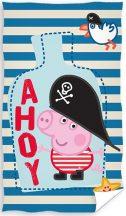 Peppa pig, Peppa malac arctörlő kéztörlő 30x50 cm Ahoy!