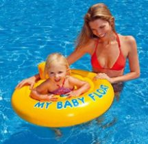 Biztonsági úszógumi kicsi, 70 cm