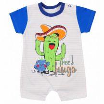 Baba nyári napozó Koala Cactus Summer kék
