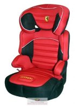 Nania Ferrari Befix black bizt. ülés 15-36 kg