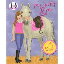 Horses Passion - My Pony and me (purple) fogl.
