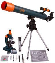 Levenhuk LabZZ MT2 mikroszkóp- és teleszkópkészlet