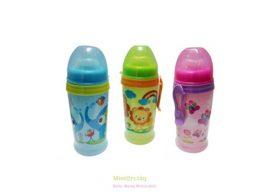 Baby Care Clip N Go csepegésmentes itatópohár, 360 ml
