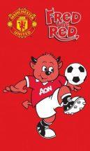 Manchester United Kéztörlő arctörlő, törölköző