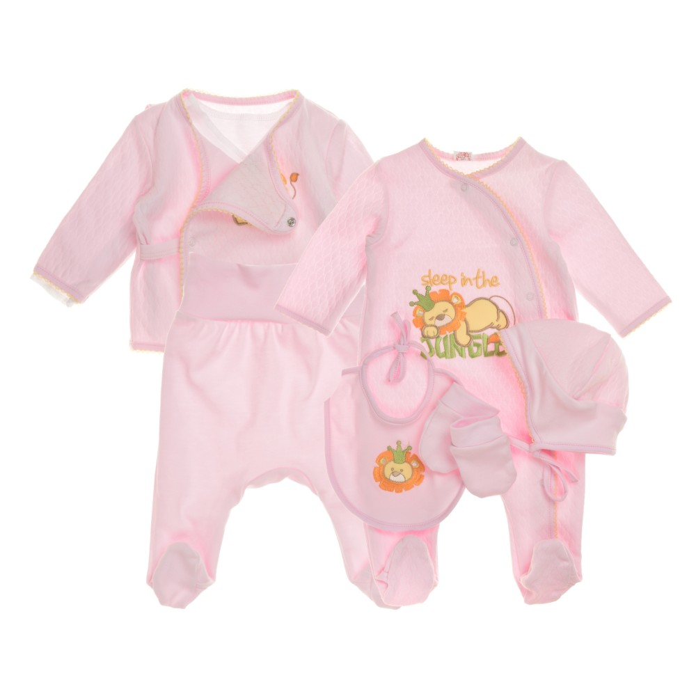 7 részes oroszlános kislány baba szett - MiniOrszág Baba-Mama Webáruház 024477544e