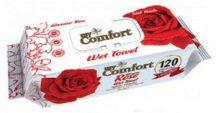My Comfort, rózsás kupakos, 120 lapos
