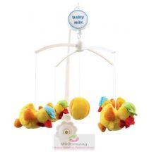 Babymix Zenélő körforgó kiságyra - Kacsák