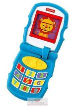 Fisher-Price: Kukucs telefon