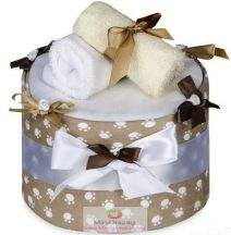 ECO - LUX pelenka torta, nagy Bézs Mancsok