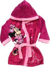 Gyerek köntös Disney Minnie bordó
