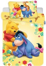 Disney Winnie the Pooh, Micimackó Gyerek ágyneműhuzat Szeressük egymást!