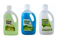 Wash Taps Aloe Vera és Teafaolaj/ Color/ White Hypoallergén mosógél, 3 L