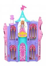 Sparkle girlz - Királyi palota babával