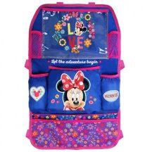 Disney Minnie autós rendezőtáska / ülésvédő