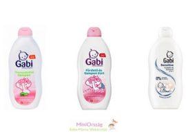 Gabi Tincsszelídítő sampon, Fürdető és sampon, Sensitive Fürdető és sampon 400 ml