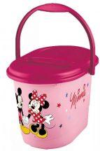 Disney Minnie pelenkatároló vödör