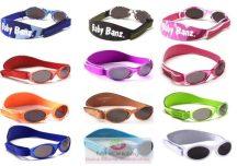 Kidz Banz napszemüveg 7 színben