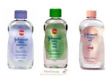 Johnson's baby babaolaj 200 ml, 3 fajta