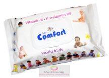 My Comfort, kupakos, 80 lapos