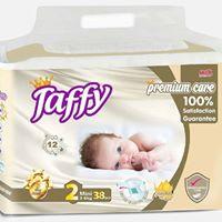 Taffy nadrágpelenka 2 Mini: 3-6 kg 38 db
