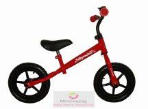 Gyerek futókerékpár - piros