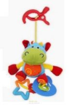 Babymix Csiptetős plüss figura