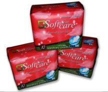 Soft Clean Care egészségügyi betét 10 db