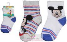 Disney Mickey Baba zokni 2 pár/csomag